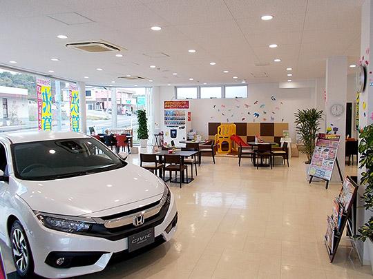 Honda Cars 東海 富木島店(東海市)|株式会社ホンダカーズ東海