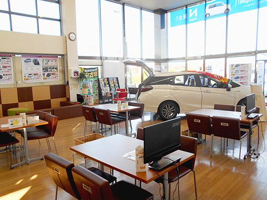 Honda Cars 東海 稲沢店(稲沢市)|株式会社ホンダカーズ東海