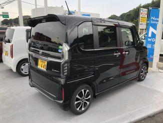 富木島店 試乗車 N-BOX
