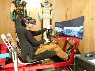 ドライブシミュレーター【VR】体験会開催中!