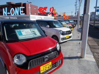 富木島店 N-ONE 祭り!